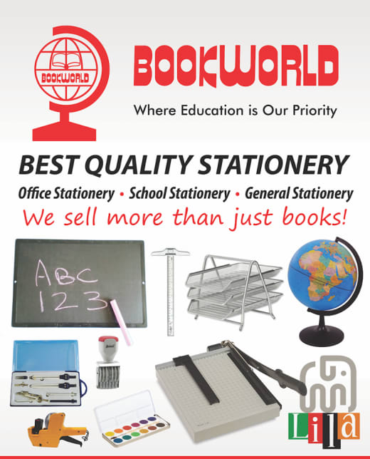Stationery for the office, school, home and corporates