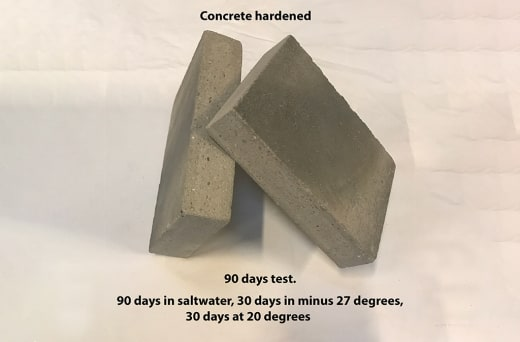 With Danish Concrete Hardener you can make a floor in 8 days and ready for use!