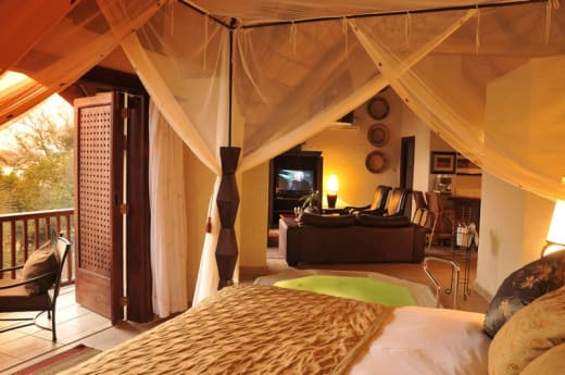 David Livingstone Safari Lodge 3 nights package