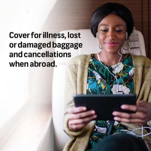 Travel the world with a peace of mind, with FNB Travel insurance