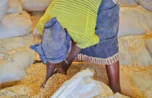 Provides market access to small scale farmers in rural areas