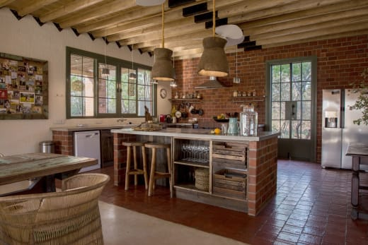 Foxdale Forest combines sustainable principals of construction, rustic architecture and outdoor living