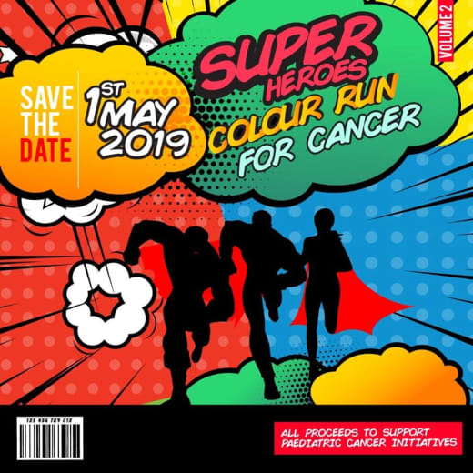 Autoworld partners with ISL Colour Race for Cancer 2019