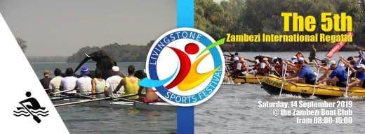 The 5th Zambezi International Regatta