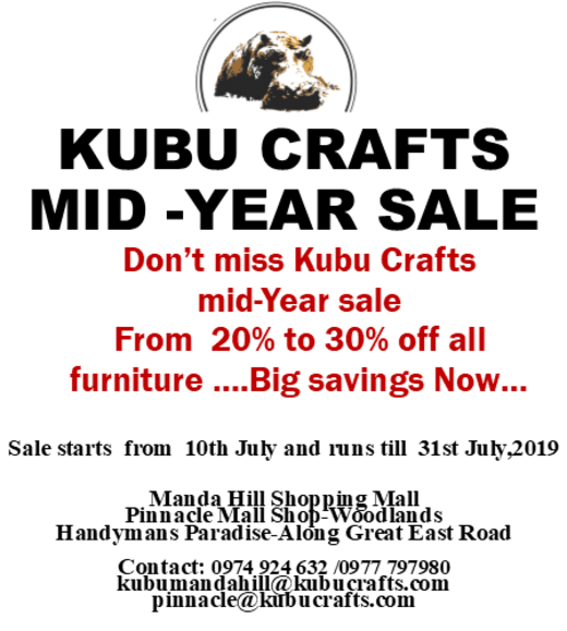 Mid year sale up-to 30% off all furniture