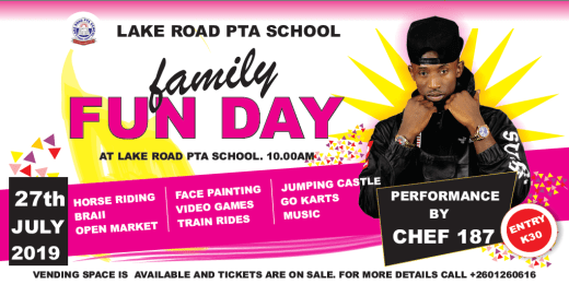 School family fun day 2019