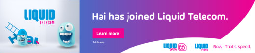 Hai Telecommunications becomes Liquid Telecom Zambia