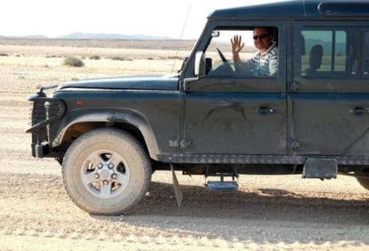 Are you thinking of driving yourself through Africa? Lusaka Backpackers can help you