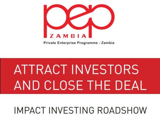 Impact Investment Roadshows 2019