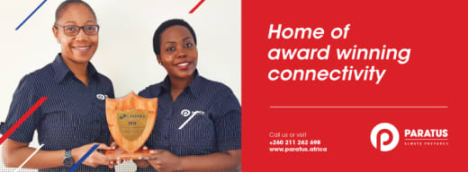 The home of award winning connectivity!