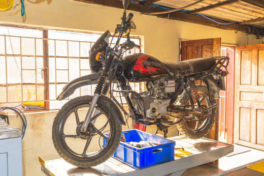 Your one-stop shop for all your Bajaj motorbike related problems