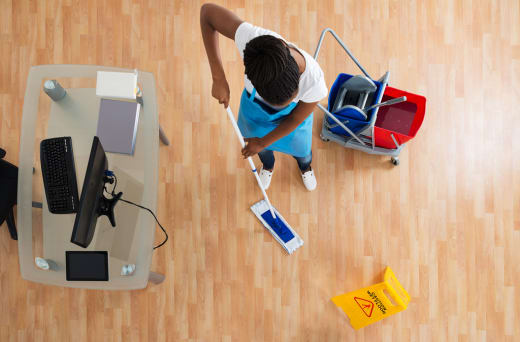 Count on Pyanga for all your commercial and office cleaning needs