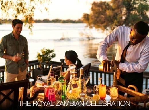 The Royal Zambian Celebration