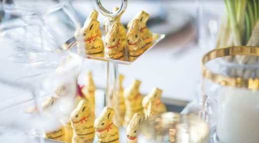 Experience a Royal Easter - immerse yourself in romantic relaxation and luxury
