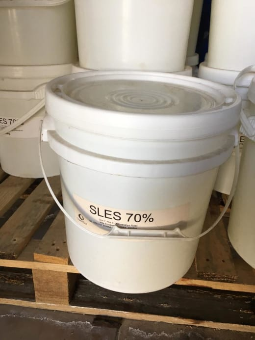Visit Chemsol for a good deal on SLES 70%