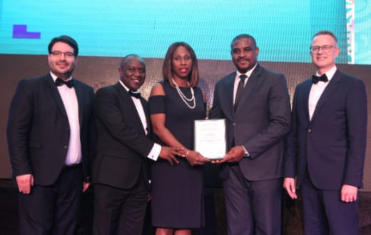 Ecobank's Rapid Transfer App Wins Prestigious Asian Banker Award