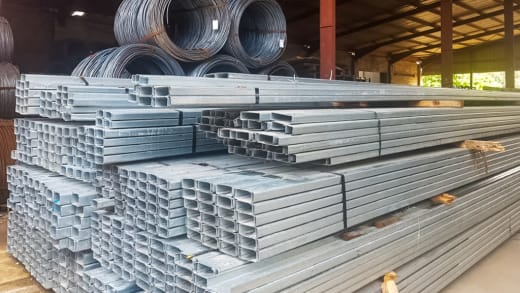 Largest importers and wholesalers of steel in Zambia