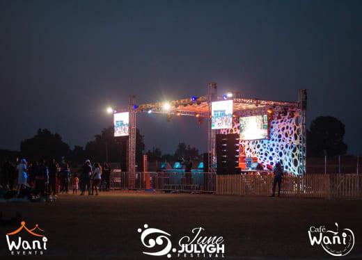 JuneJulygh 2019 Festival powered by Soundwave Zambia