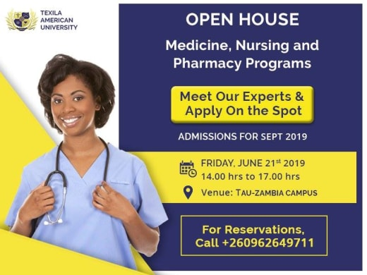 Special open house session for Medicine, Nursing and Pharmacy programs