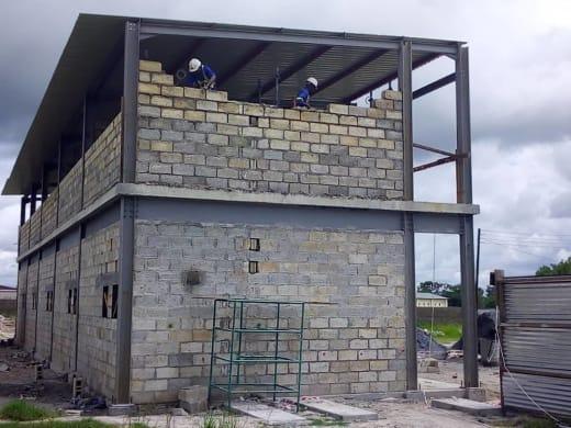 Pre-construction and construction management services