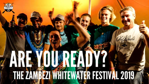 The Zambezi Whitewater Festival 2019