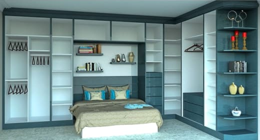 Designing a bedroom to suit your needs