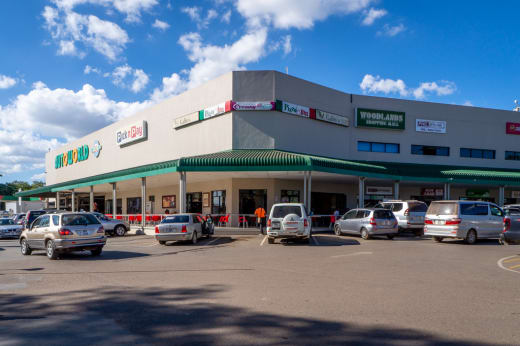 A shopping mall with a friendly atmosphere - Perfect for family and friends