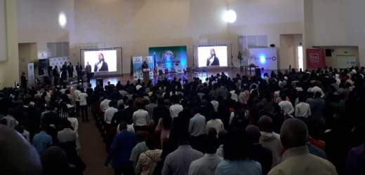 Highlights of Zambia Entrepreneurship Summit 2019