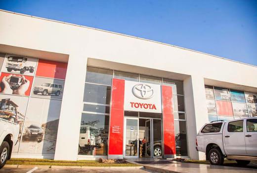 New 2018 genuine Toyota parts