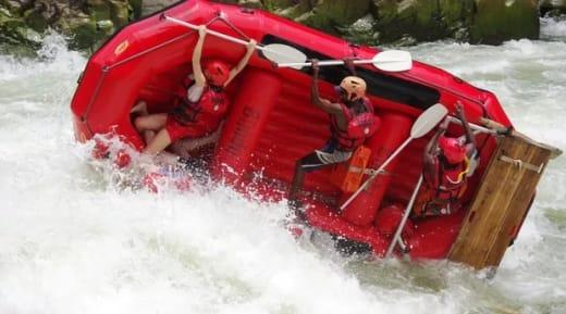 New Zambezi rapids added to rafting tours