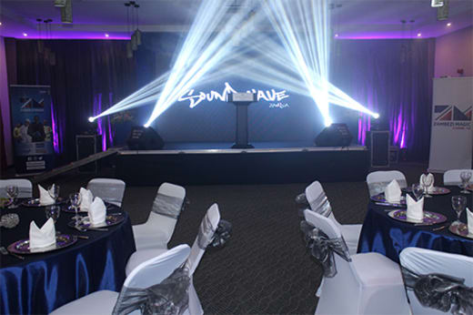 Sound/lighting equipment for your function