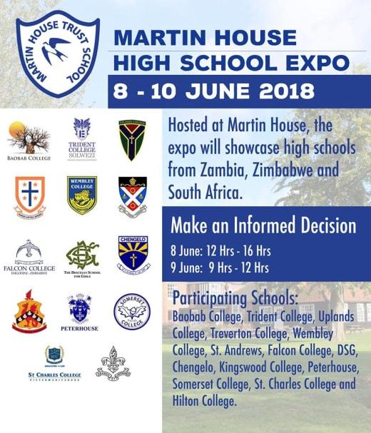 Martin House High School Expo