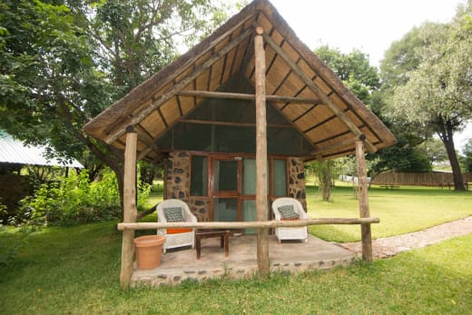 Tonga self catering tents - Stay 2 nights or more