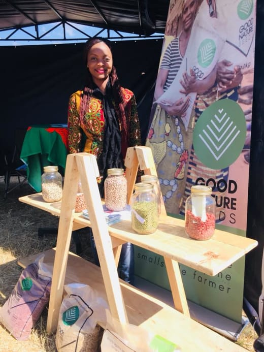 Good Nature Agro attends Zambian Irritech's Open Day