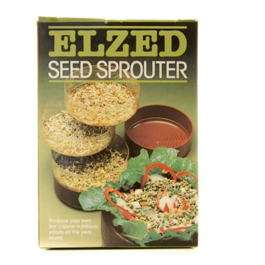 Reduced price on seed sprouter