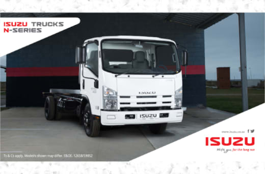 Isuzu Trucks: N, F & FX Series