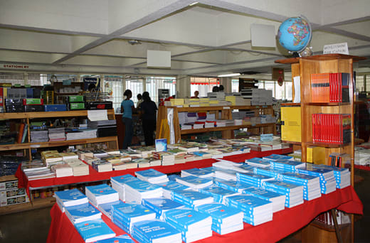 A proud promoter of Zambian writers and publishers