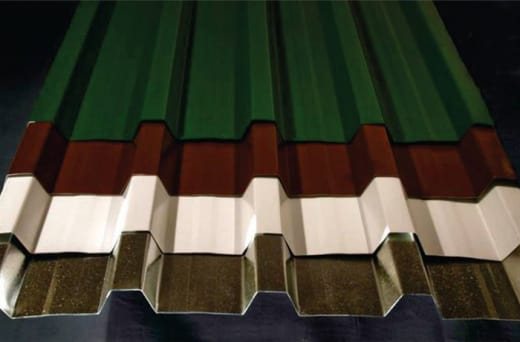 Impression Suppliers' Inverted Box Rib (IBR)