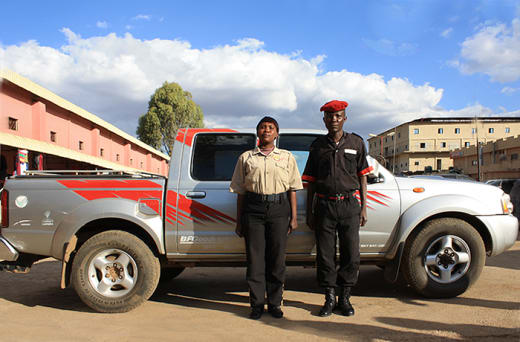 Mobile patrol and surveillance services