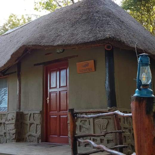 Nsofu adds its first deluxe rooms to the camp