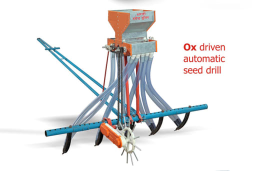 Crop processing equipment for both commercial and small scale farmers