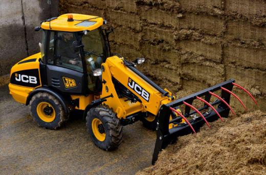 Comprehensive range of agricultural equipment