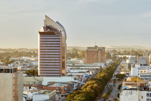 Hilton Garden Inn arrives in Zambia