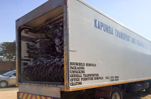 Professional shipping and courier solutions for all types of goods