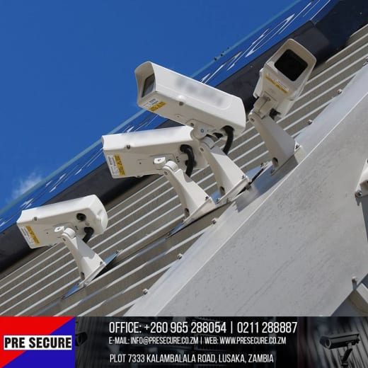 CCTV Camera installation available