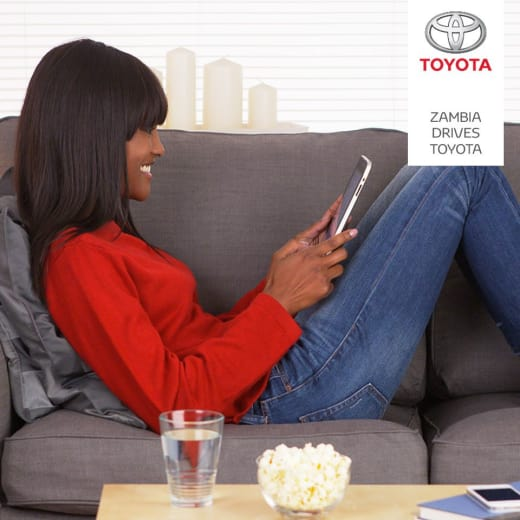 Toyota Zambia launches new app