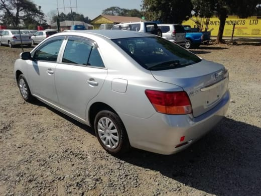 Unregistered Toyota Allion car for sale in Kitwe