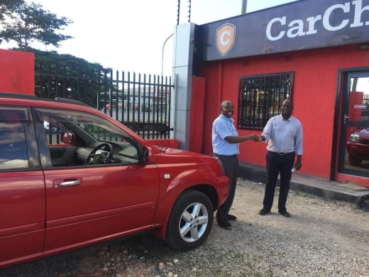 Official agent for Carchief in Zambia