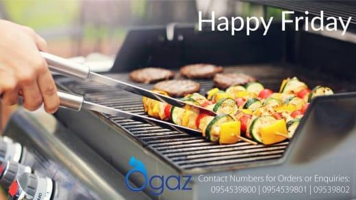Free OGaz deliveries in Lusaka
