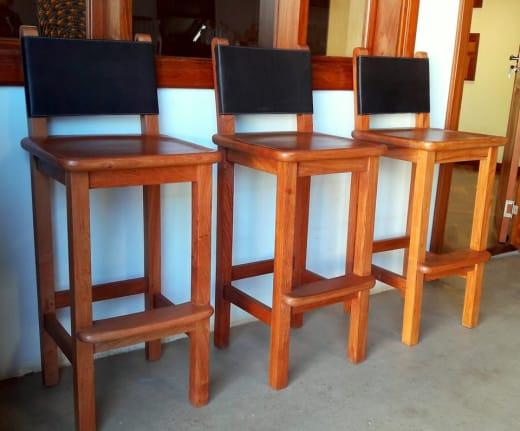 Custom made bar furniture